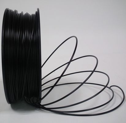 China Light Weight Carbon Fiber ABS Filament 1.75 Mm , 3D Printing Carbon Fiber Materials supplier