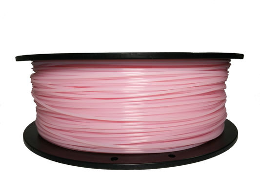 China 1 Kg / Spool 1.75 Mm 3D Printer Filament Colorful Low Shrinkage For FDM 3D Printer supplier