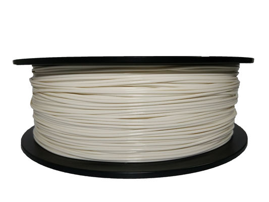 China High Strength PLA 3D Printer Filament 1.75mm Good Toughness For Industrial Model supplier