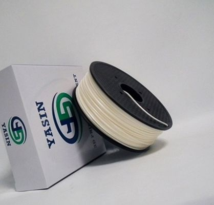 China UV Resistant ASA 3D Printer Filament 1.75mm 2.85mm 3.0mm For Medical Field supplier