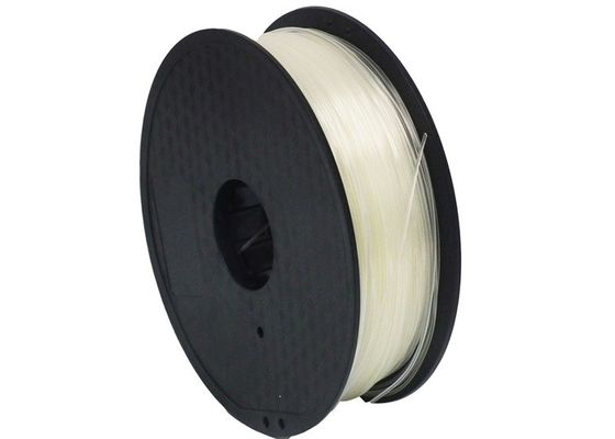 China Multi Color ABS 3D Printer Filament 1.75mm / 2.85mm / 3mm 1KG For Mechanical Parts supplier