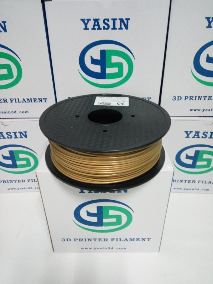Good Toughness PLA 3D Printer Filament 1.75MM 3MM For Mechanical Parts