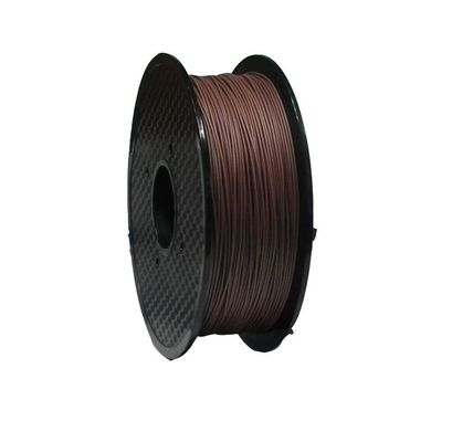 China Copper 3D Printer Filament 3mm - 1.75mm , Copper PLA Filament For FDM 3d Printer distributor