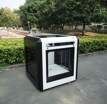 China Industrial Large 3D Printing Machine 750 * 750 * 750mm With Smart Touch Screen distributor