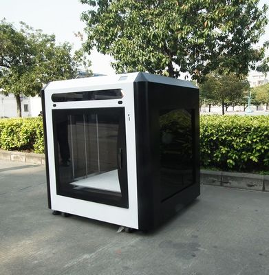 China High Precision Large 3d Printer , 750 * 750 * 750 mm Digital Industrial 3d Printer distributor