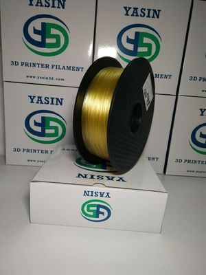 China Non Toxic 3D Printer Plastic Filament , PVA Flexible Filament For 3D Printing distributor