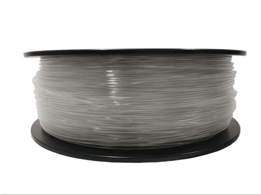 China PC 1.75 Mm Polycarbonate 3D Printing Filament Heat Resistant For Machine Parts distributor