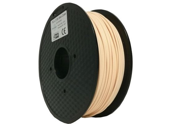 Good Quality ABS 3D Printer Filament & White / Black 1.75 3D Printer Filament , 1kg ABS Plastic Filament For Education on sale