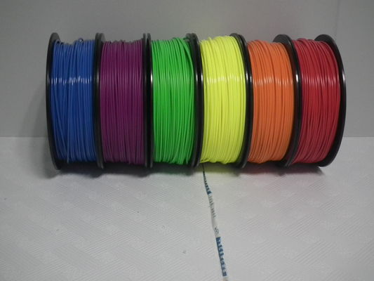 China 1.75 mm 3D Printer Material ABS Filament For Makerbot 3D Printing Consumables distributor