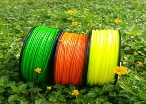 China The Difference Between ABS And PLA Filament For FDM 3D Printing distributor