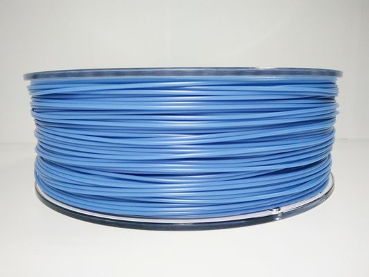 China 1.75mm White ABS 3D Printer Filament - 1kg Spool (2.2 lbs) - Dimensional Accuracy +/- 0.03mm distributor