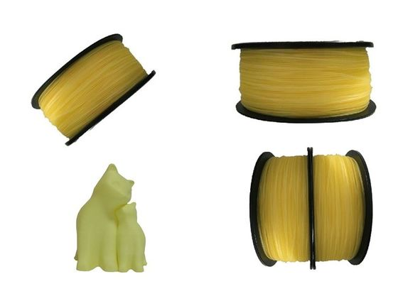 China 1.75mm 1kg  Water Soluble PVA 3d Printer Filament For 3D Printing distributor