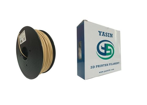 China 3D Filament Wood / PLA / ABS / HIPS / PA / PP / PE /  PETG 3D Printing Filament distributor