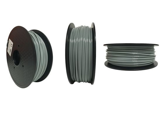 China 2.85Mm ABS 3D Printer Filament , Plastic 3d Printing Materials High Temperature Resistance distributor