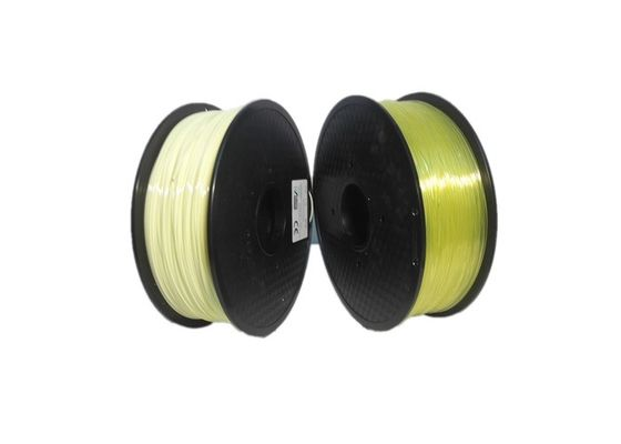 China 3D Printer Pva Filament 1.75mm Perfectly Dissolve In The Water / Water Soluble Filament distributor