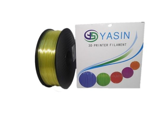 China Good Toughness Flow Good PVA 3D Printer Filament 1KG 1.75mm / 2.85mm distributor